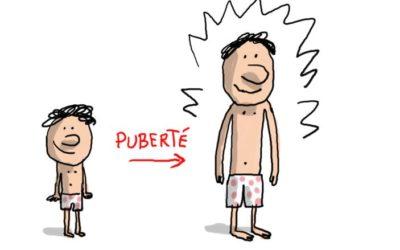 La puberté de nos ados, un tsunami ? Pour qui ?