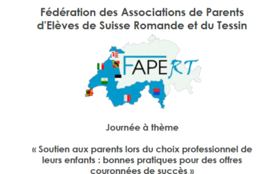 Fédération des Associations de Parents d'Elèves de Suisse Romande et du Tessin