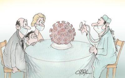 Coronavirus: mon enfant a un rhume