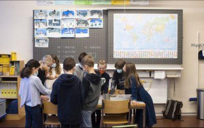 La pandémie affecte lourdement le moral des élèves