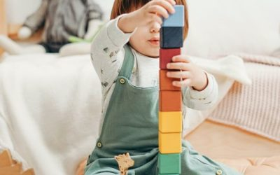 Le développement de l'enfant d'un point de vue psychologique, psychomoteur et langagier